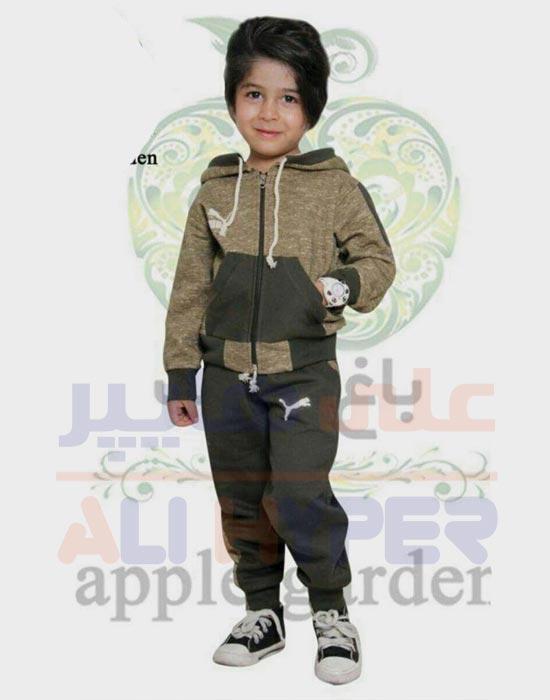 لباس ورزشی پسرانه (مدل سایما) باغ سیب