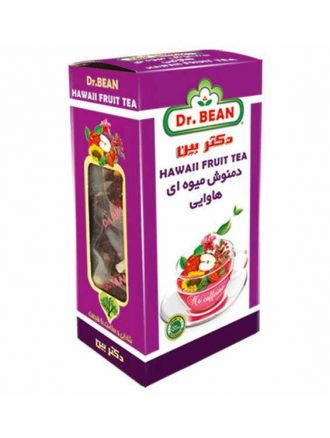 دمنوش میوه ای هاوایی (۷۰ گرم) دکتر بین