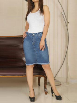 دامن جین (کد۳۱۵) راین