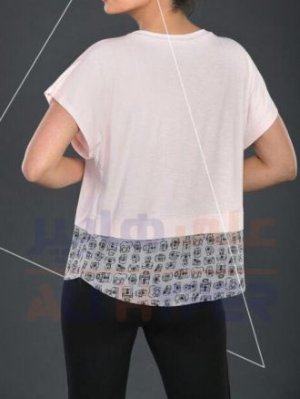 تیشرت زنانه بهبود (کد۷۰۷۴۰)
