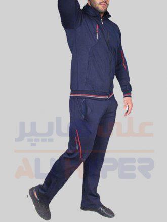 لباس ورزشی مردانه (کد۰۱۱۷) آریا