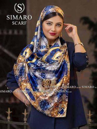 روسری ابریشم (کد۱۳۰) سیمارو