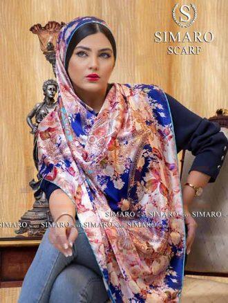 روسری ابریشم (کد۷۴۱) سیمارو
