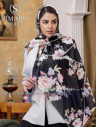 روسری ابریشم (کد۷۱۹) سیمارو
