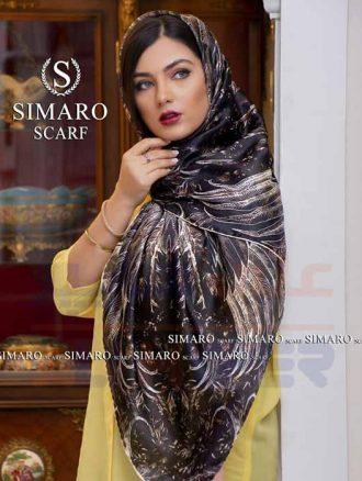 روسری ابریشم (کد۱۳۰۵) سیمارو