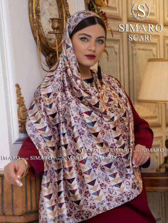 روسری ابریشم (کد۱۳۰۴) سیمارو