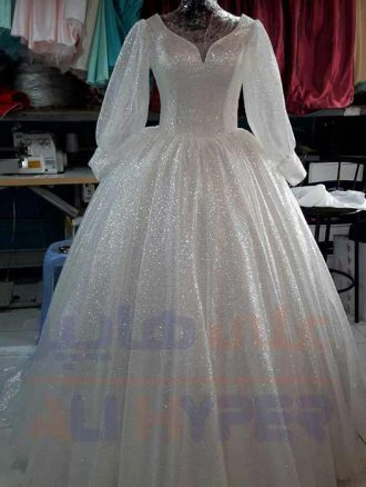 لباس عروس سوفیا