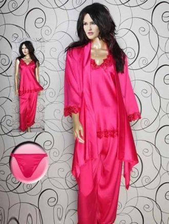 لباس خواب زنانه (کد۳۱۸) پریما