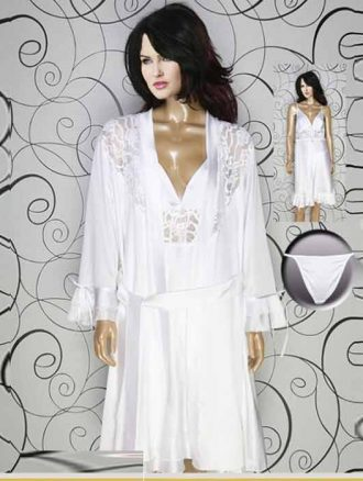 لباس خواب زنانه (کد۳۲۰) پریما