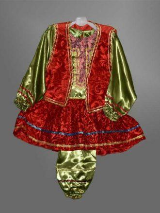 لباس سنتی دخترانه قاجار (کد۲۰۷) سحر بانو