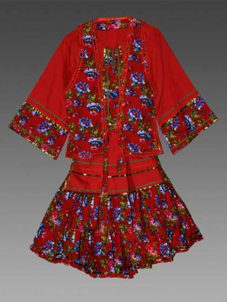 لباس سنتی زنانه خراسان(کد۵۳) سحر بانو