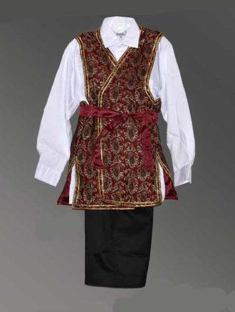 لباس سنتی پسرانه قاجار (کد۵۹) سحر بانو