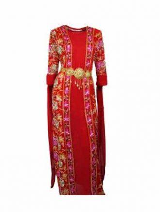 لباس محلی زنانه کردستانی(کد۱۰۴) کوردکالا