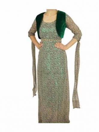 لباس محلی زنانه کردستانی(کد۱۰۶) کوردکالا