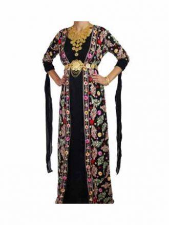 لباس محلی زنانه کردستانی(کد۱۰۷) کوردکالا