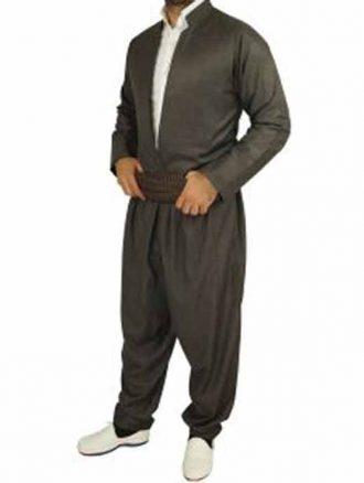 لباس محلی مردانه کردستانی(کد۱۰۹) کوردکالا