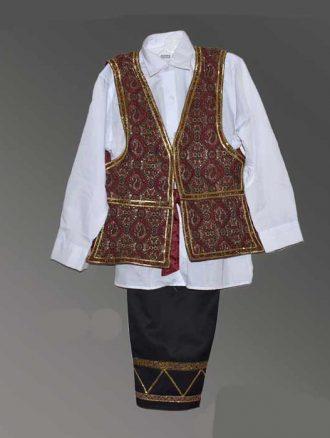 لباس سنتی پسرانه قاجار (کد۵۶) سحر بانو