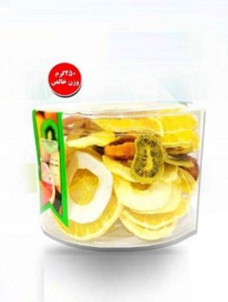 میوه خشک (۲۵۰ گرم ) هرایین