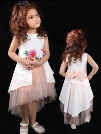 لباس مجلسی دخترانه (کد۰۳) بهار
