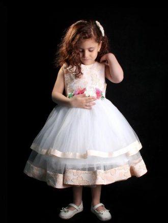 لباس مجلسی دخترانه (کد ۰۶) بهار