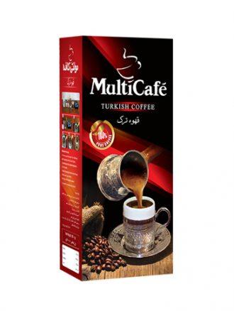 قهوه ترک (۱۰۰ گرمی) مولتی کافه