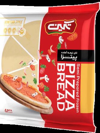 خمیر پیتزا ساده (۴/۸ کیلوگرم) تکین