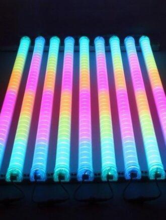 لامپ نورپردازی نما پلاستیک