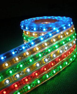 لامپ نورپردازی نما رنگی