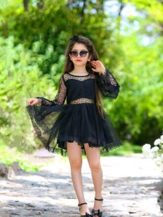 لباس مجلسی دخترانه ۲۴۰۰ فسقلی