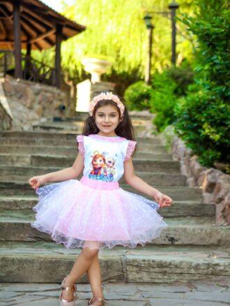 لباس مجلسی دخترانه ۲۵۰۰ فسقلی