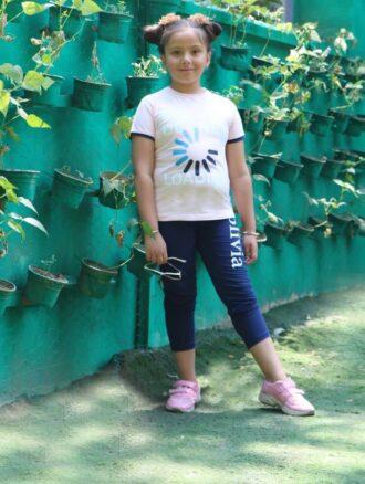 تیشرت و شلوار دخترانه ۸۰۰ ناپولی