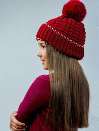تولیدی کلاه دخترانه