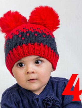 پخش کلاه بافت نوزادی