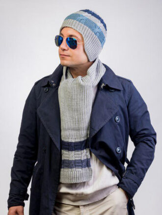تولیدی کلاه پشمی مردانه
