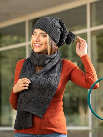 پخش کلاه و شال گردن زنانه