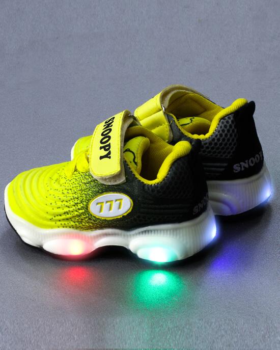 کفش چراغدار