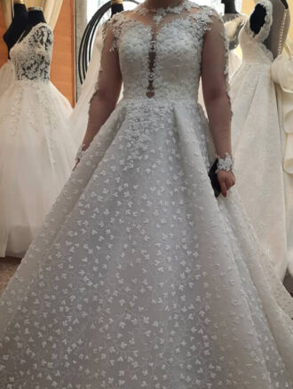 تولیدی لباس عروس در تهران
