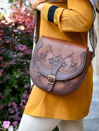 تولیدی کیف چرم زنانه