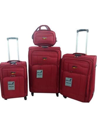 تولیدی چمدان چهار تکه